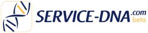 service dna logo weiss e1284387411110 service dna.com   In 4 Schritten zum Alleinstellungsmerkmale