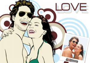 Love 300x210 ArtYourFace