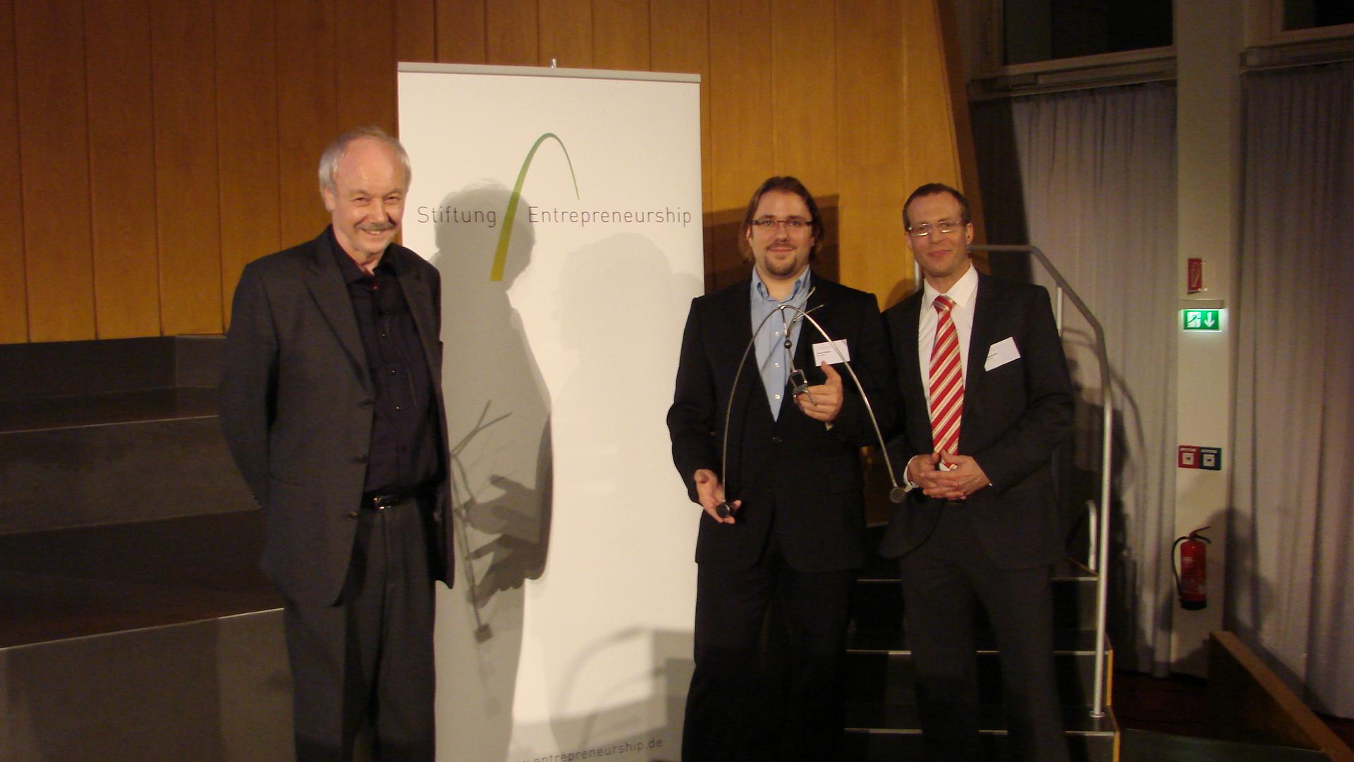 DSC08837 Verleihung des Kopf schlägt Kapital Gründerpreises