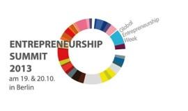 Entrepreneurship Summit 2013 vorschau