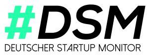 DSM Logo 300x112 Deutscher Startup Monitor 2016
